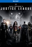 Cover image for Zack Snyder's Justice League [videorecording (Blu-ray)]