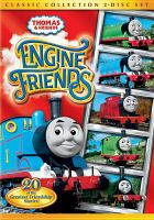 Cover image for Thomas & friends. Engine friends [videorecording (DVD)]