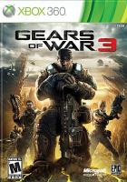 Cover image for Gears of war 3 [electronic resource (video game)]