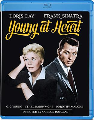 Cover image for Young at heart [videorecording (Blu-ray)]