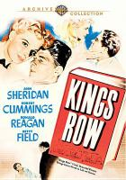 Cover image for Kings Row [videorecording (DVD)]