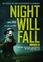Cover image for Night will fall [videorecording (DVD)]