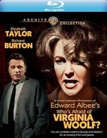 Cover image for Edward Albee's Who's afraid of Virginia Woolf? [videorecording (Blu-ray)]