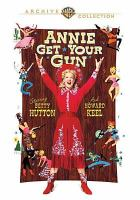 Cover image for Annie get your gun [videorecording (DVD)]