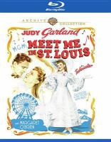 Cover image for Meet me in St. Louis [videorecording (Blu-ray)]
