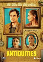 Cover image for Antiquities [videorecording (DVD)]