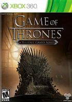 Cover image for Game of thrones [electronic resource (video game)] : a Telltale Games series.