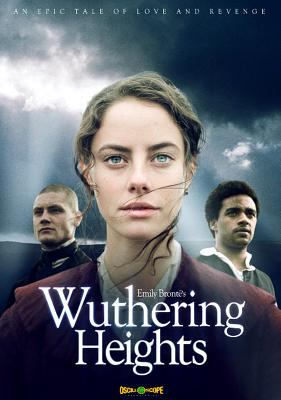 Cover image for Wuthering heights [videorecording (DVD)]