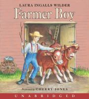 Cover image for Farmer boy [sound recording (book on CD)]