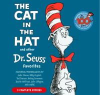 Cover image for The Cat in the Hat and other Dr. Seuss favorites [sound recording(book on CD)]