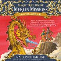 Cover image for Merlin missions collection. Books 9-16 [sound recording (book on CD)]