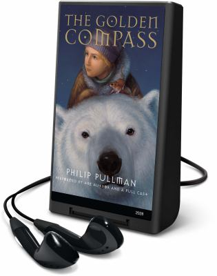 Cover image for The golden compass [electronic resource (Playaway)]