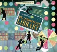 Cover image for Escape from Mr. Lemoncello's library [sound recording (book on CD)]
