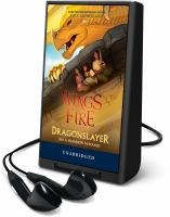 Cover image for Dragonslayer [electronic resource (Playaway)]