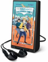 Cover image for Kidnap on the California Comet [electronic resource (Playaway)]