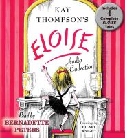Cover image for Eloise [sound recording (book on CD)] : audio collection