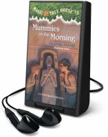Cover image for Mummies in the morning [electronic resource (Playaway)]