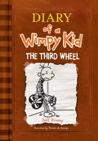 Cover image for The third wheel [sound recording (book on CD)]