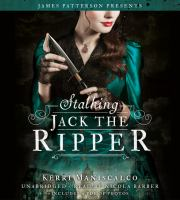 Cover image for Stalking Jack the Ripper [sound recording (book on CD)]