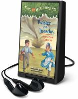 Cover image for Twister on Tuesday [electronic resource (Playaway)]
