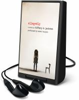 Cover image for Allegedly [electronic resource (Playaway)]