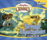 Cover image for Beyond expectations [sound recording (book on CD)]