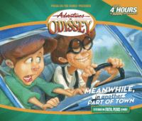 Cover image for Meanwhile, in another part of town [sound recording (book on CD)]