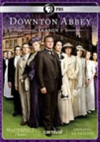 Cover image for Downton Abbey [videorecording (DVD)]