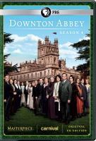 Cover image for Downton Abbey. Season 4 [videorecording (DVD)]