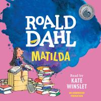 Cover image for Matilda [sound recording (book on CD)]
