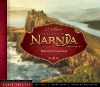 Cover image for Prince Caspian [sound recording (book on CD)]