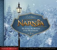 Cover image for The Lion, the witch and the wardrobe [sound recording (book on CD)]