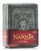 Cover image for The chronicles of Narnia [sound recording (book on CD)] : audio drama