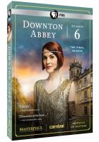 Cover image for Downton Abbey. Season 6 [videorecording (DVD)]