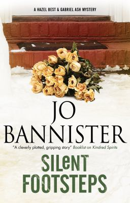 Cover image for Silent footsteps
