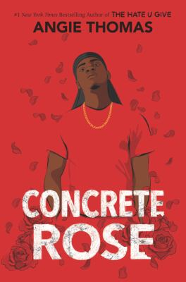 Cover image for Concrete rose