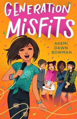 Cover image for Generation misfits
