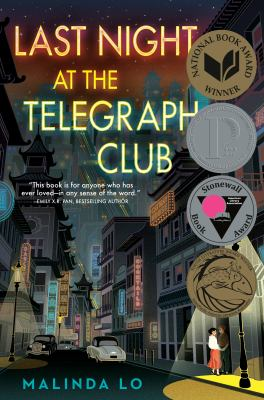 Cover image for Last night at the Telegraph Club