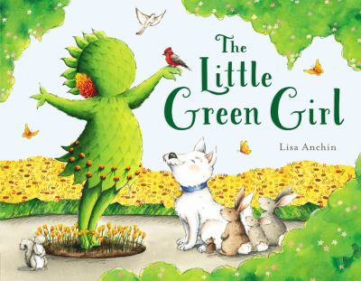 Cover image for The Little Green Girl