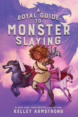 Cover image for A royal guide to monster slaying