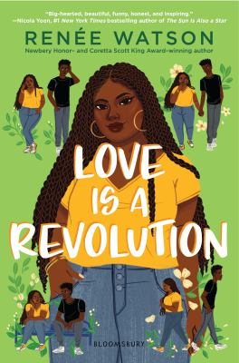 Cover image for Love is a revolution