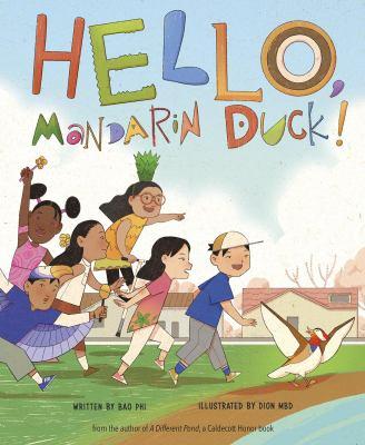 Cover image for Hello, mandarin duck!
