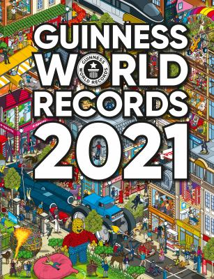 Cover image for Guinness world records 2021.