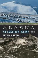 Alaska : an American colony