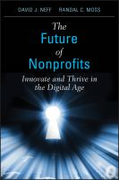 The future of nonprofits : innovate and thrive in the digital age