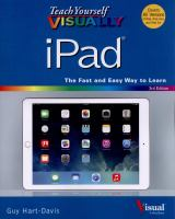 Teach yourself visually iPad®