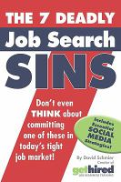 The 7 deadly job search sins