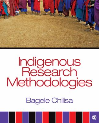 Book cover: Indigenous Research Methodologies