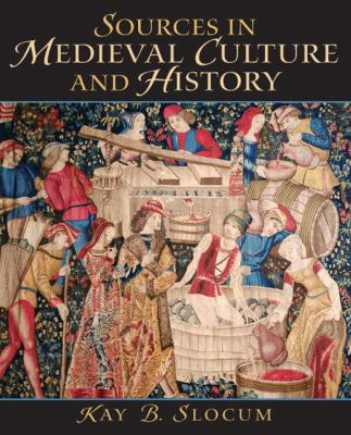 Cover image for Sources in medieval culture and history