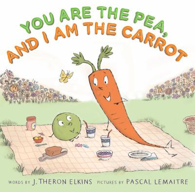 Cover image for You are the pea, and I am the carrot
